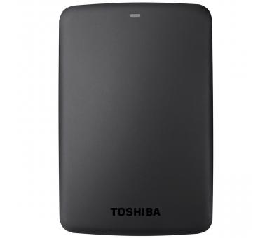 DISCO DURO EXTERNO TOSHIBA CANVIO BASIC 1TB 2.5 USB 3.0 BLACK HDTB310EK3AA Toshiba - 12