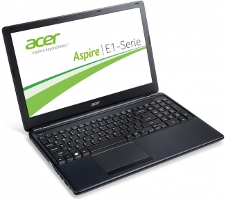 Laptop Acer Aspire E1-572 15,6 Intel i5 1.6GHz 4GB RAM 750GB HDD WIN 8