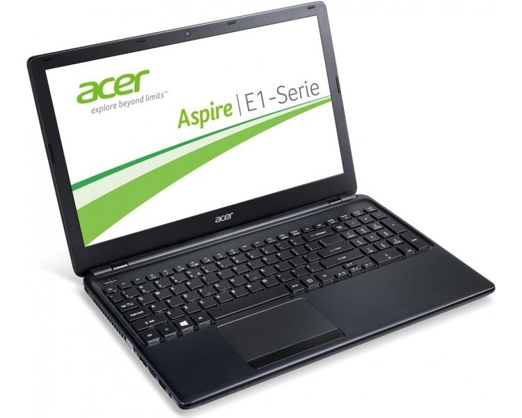 Laptop Acer Aspire E1-572 15,6 Intel i5 1,6 GHz 4 GB RAM 750 GB HDD WIN 8