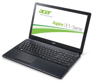 Laptop Acer Aspire E1-572 15,6 Intel i5 1,6 GHz 4 GB RAM 750 GB HDD WIN 8 Acer - 3