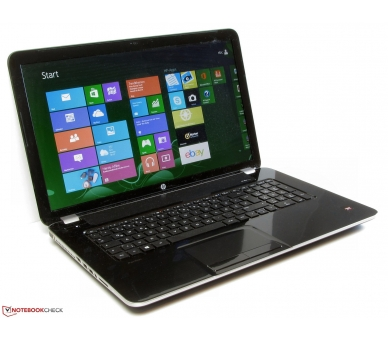Gaming-laptop HP Pavilion 15 Core i5 Quad 2.6 Ghz 4GB 750GB AMD HD 8760M Hewlett Packard - 4