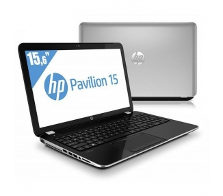 Portatil Gaming HP Pavilion 15 Core i5 Quad 2.6Ghz 4GB 750GB AMD HD 8760M