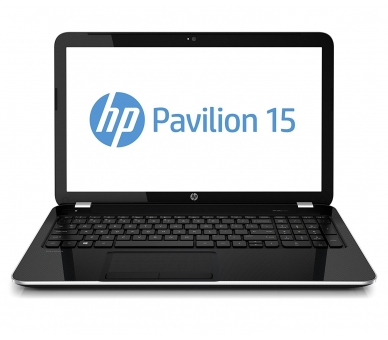 Gaminglaptop HP Pavilion 15 AMD A1 Quad Core 8GB 1TB AMD HD 8610G + 8670M Hewlett Packard - 2