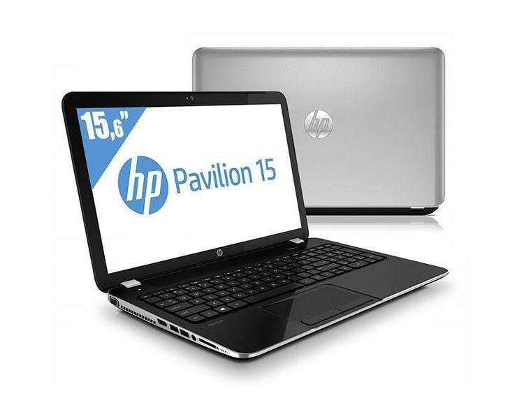 Gaminglaptop HP Pavilion 15 AMD A1 Quad Core 8GB 1TB AMD HD 8610G + 8670M Hewlett Packard - 1