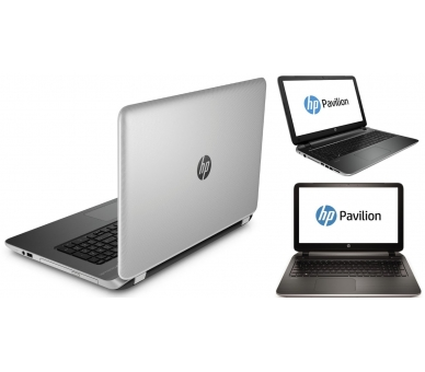 Portatil HP Pavilion 15 AMD A10 Quad Core 8GB RAM 1TB HDD AMD HD 7620G Hewlett Packard - 4