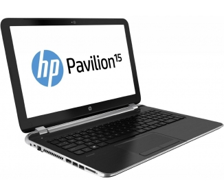 HP Pavilion 15 Intel Core i5 1,6 Ghz Quad 8 GB RAM 1 TB HDD USB 3.0 Laptop