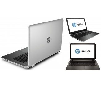 Portatil HP Pavilion 15 AMD A10 Quad Core 5745M 8GB 1TB AMD HD 8610G Hewlett Packard - 1