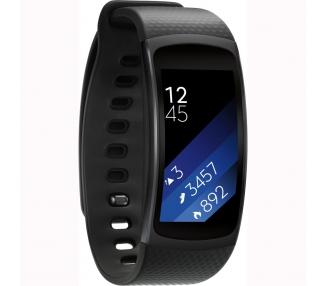 Samsung Gear Fit 2 - Fitnessarmband 1.5 '' 4GB, 512 MB RAM Zwart