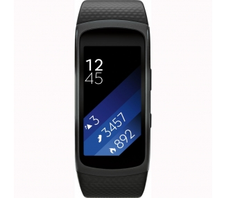 Samsung Gear Fit 2 | Smartband | Color Black Samsung - 2