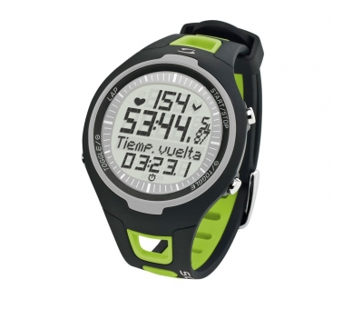 Sigma PC 15.11 | Smartwatch | Green Strap  - 1