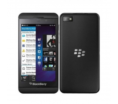 Blackberry Z10 | Black | 16GB | Refurbished | Grade New Blackberry - 1