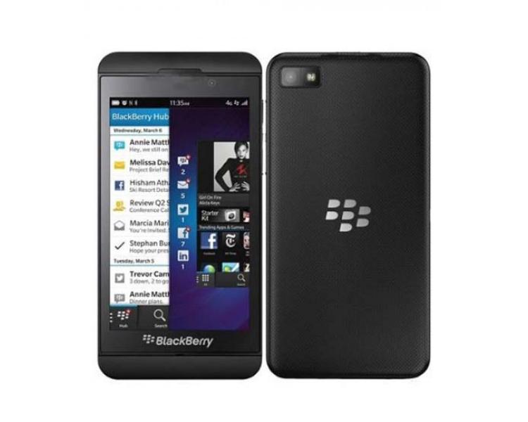 """BlackBerry Z10 4G LTE - (4,2 8Mp, 16GB,) Czarny """""""