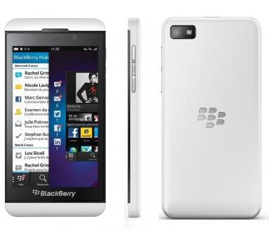 "BlackBerry Z10 4G LTE - (4,2 8Mp, 16GB,) Wit "" Blackberry - 2"