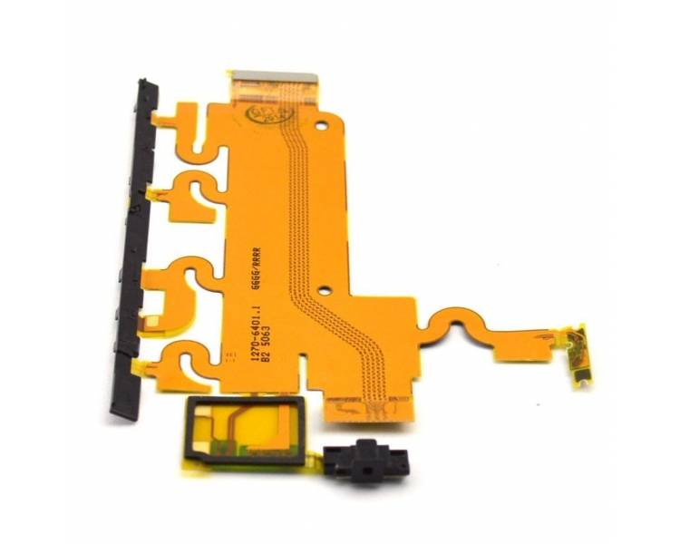 Power Flex Cable & Microphone Volume Buttons for Sony Xperia Z1 Sony - 1