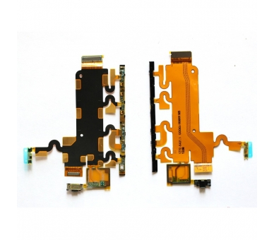 Power Flex Cable & Microphone Volume Buttons for Sony Xperia Z1 Sony - 2