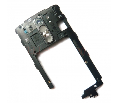 Behuizing Tussenchassis + Volume op knop LG G3S G3 Mini LG - 3