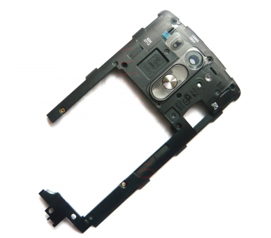 Behuizing Tussenchassis + Volume op knop LG G3S G3 Mini LG - 4