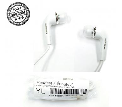 Earphones | Samsung GH59-11720A | Color White Samsung - 1