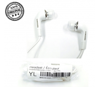 Auriculares GH59-11720A para Samsung S2 S3 S4 S5 S6 S7 S8 Note 2 3 4 5 6 7 8 J3 J5 J7