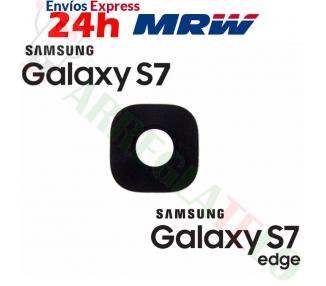 SZKLANY OBIEKTYW DO APARATU SAMSUNG GALAXY S7 G930F EDGE G935F G930 G935 SOCZEWKI KLEJOWE