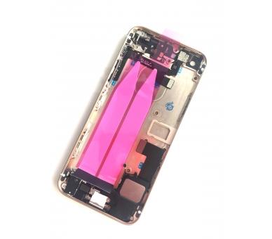 Chasis for iPhone SE & Components | Color Gold ARREGLATELO - 1