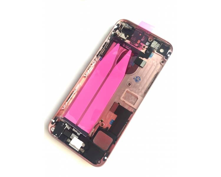 Chasis for iPhone SE & Components | Color Rose