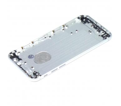 Chasis Carcasa para Iphone 6 de 4.7'' Bandeja + Botones Plata ARREGLATELO - 2