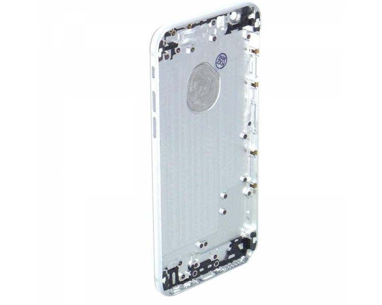 Obudowa dla Iphone 6 4.7 '' Tray + srebrne przyciski