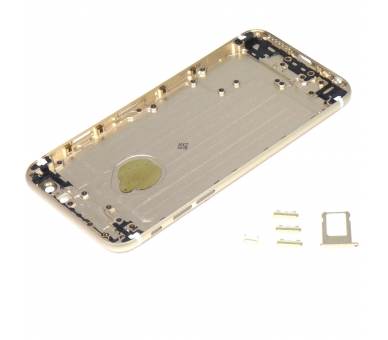 Chasis for iPhone 6   Color Gold ARREGLATELO - 2