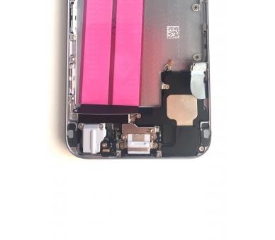Chassis Behuizing voor Iphone 6 4.7 '' Tray Knoppen Componenten Flex Grijs ARREGLATELO - 2