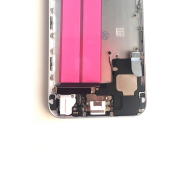 Chasis for iPhone 6 & Components | Color Silver ARREGLATELO - 3