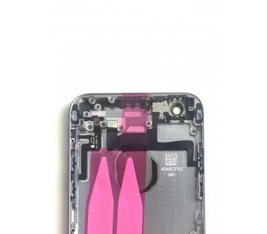 Chassis Behuizing voor Iphone 6 4.7 '' Tray Knoppen Componenten Flex Grijs ARREGLATELO - 3