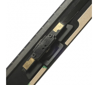 Touch Screen for iPad 4 with Button Home Black ARREGLATELO - 6