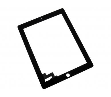 Touch Screen Digitizer voor iPad 2 Zwart Zwart ARREGLATELO - 3