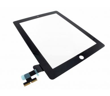 Touch Screen Digitizer voor iPad 2 Zwart Zwart ARREGLATELO - 4