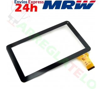 Digitizer z ekranem dotykowym do tabletu Woxter QX 102 ZHC-0356A QX102