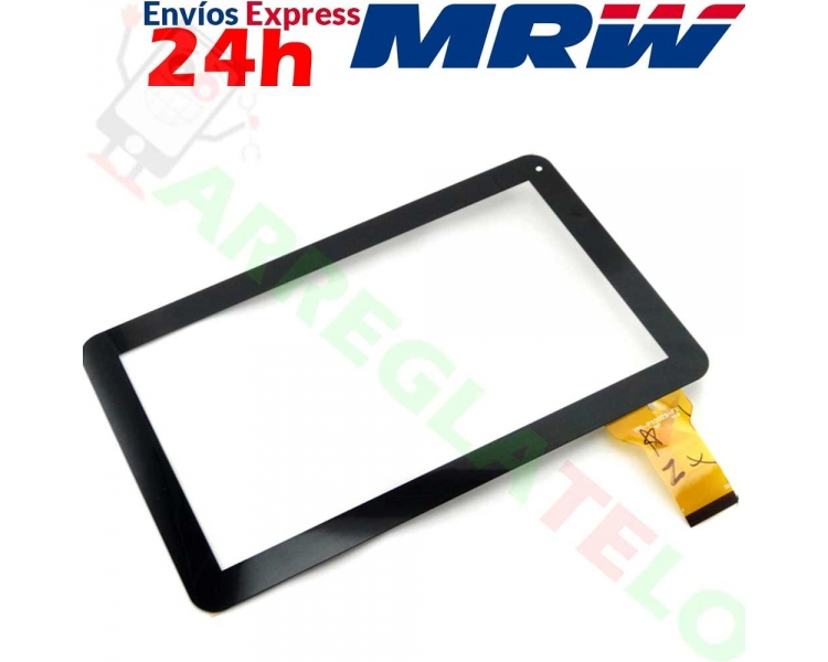 Touch Screen Digitizer voor Woxter QX 102 ZHC-0356A Tablet QX102 ARREGLATELO - 1
