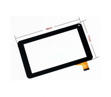 Touch Screen Digitizer voor Woxter QX 102 ZHC-0356A Tablet QX102 ARREGLATELO - 4