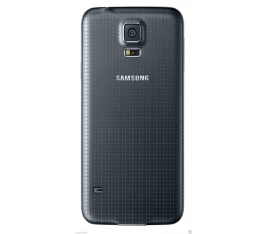 Back Cover voor Samsung Galaxy S5 Mini G800F Grijs ARREGLATELO - 3