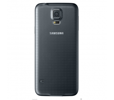 Back Cover voor Samsung Galaxy S5 Mini G800F Grijs ARREGLATELO - 4