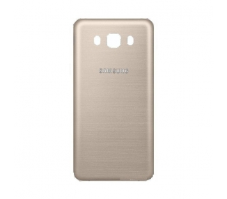 Tapa Trasera para Samsung Galaxy J5 2016 J510F J510FN Dorado Dorada ULTRA+ - 1