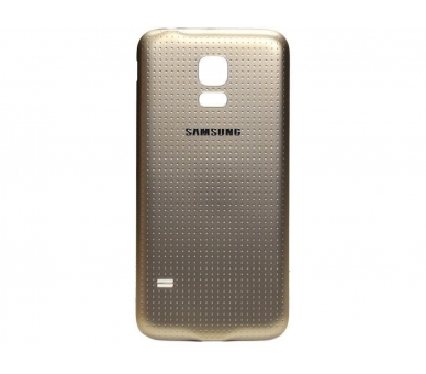 Back Cover voor Samsung Galaxy S5 Mini G800F Goud Goud ARREGLATELO - 4