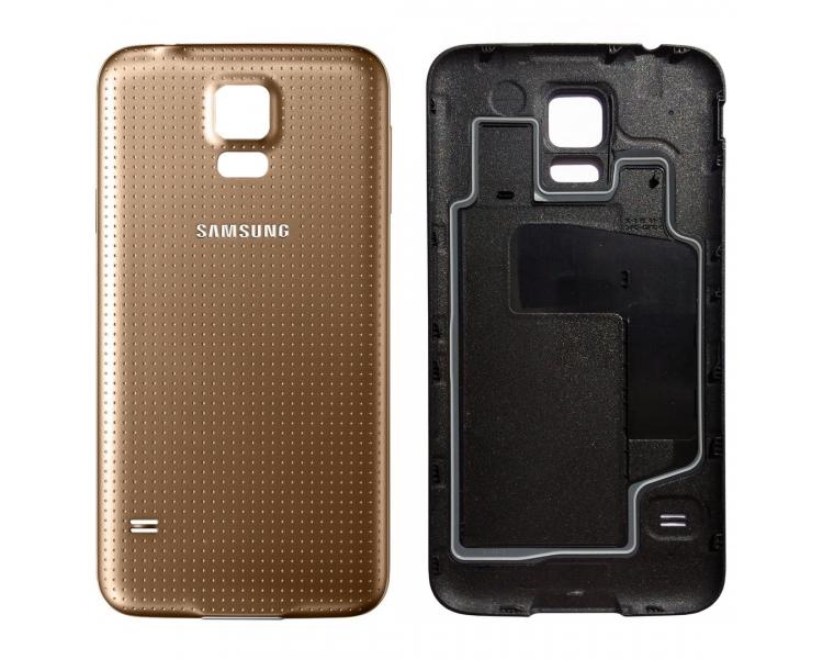 Back cover for Samsung Galaxy S5 Mini | Color Gold ARREGLATELO - 1