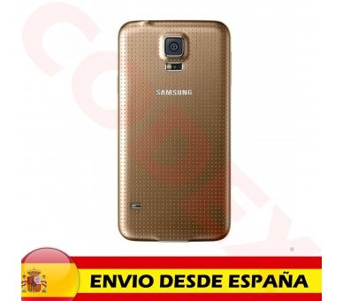 Back Cover voor Samsung Galaxy S5 Mini G800F Goud Goud ARREGLATELO - 2