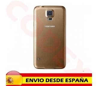 Obudowa tylna do telefonu Samsung Galaxy S5 Mini G800F Gold Gold