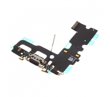 Charging Flex for iPhone 7 | Color Black ARREGLATELO - 2