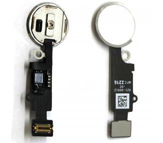Menu główne Taśma przycisku odcisku palca dla iPhone 7 / iPhone 7 PLUS WHITE