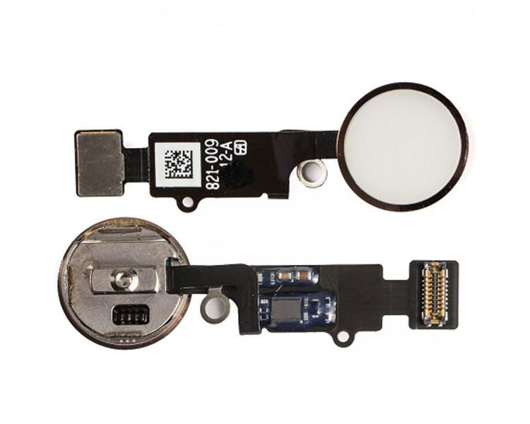 Przycisk Home Menu Flex Fingerprint dla iPhone 7 / iPhone 7 PLUS GOLD