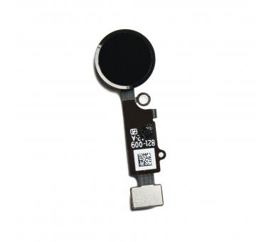 Home-menuknop Flex-vingerafdruk voor iPhone 7 / iPhone 7 PLUS ZWART ARREGLATELO - 2