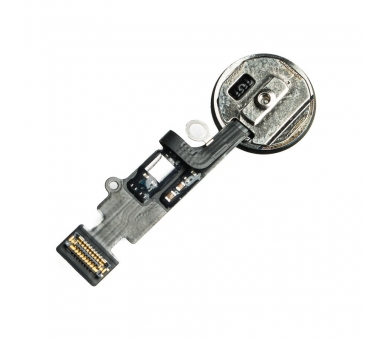 Home-menuknop Flex-vingerafdruk voor iPhone 7 / iPhone 7 PLUS ZWART ARREGLATELO - 3